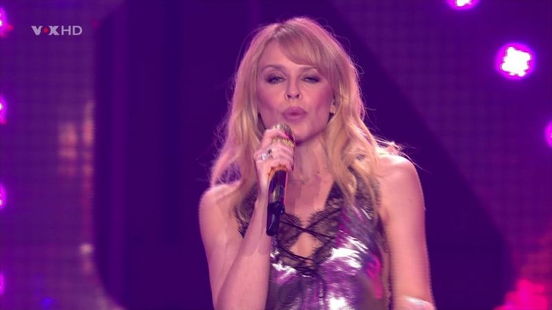 Kylie Minogue - Dancing (ECHO 2018 – Der Deutsche Musikpreis - 2018-04-12)