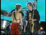 Happy - Sheryl Crow &amp Keith Richards - Central Park - (1999)