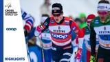 Highlights KlaeboIversen reign supreme Lahti Men's Team Sprint FIS Cross Country
