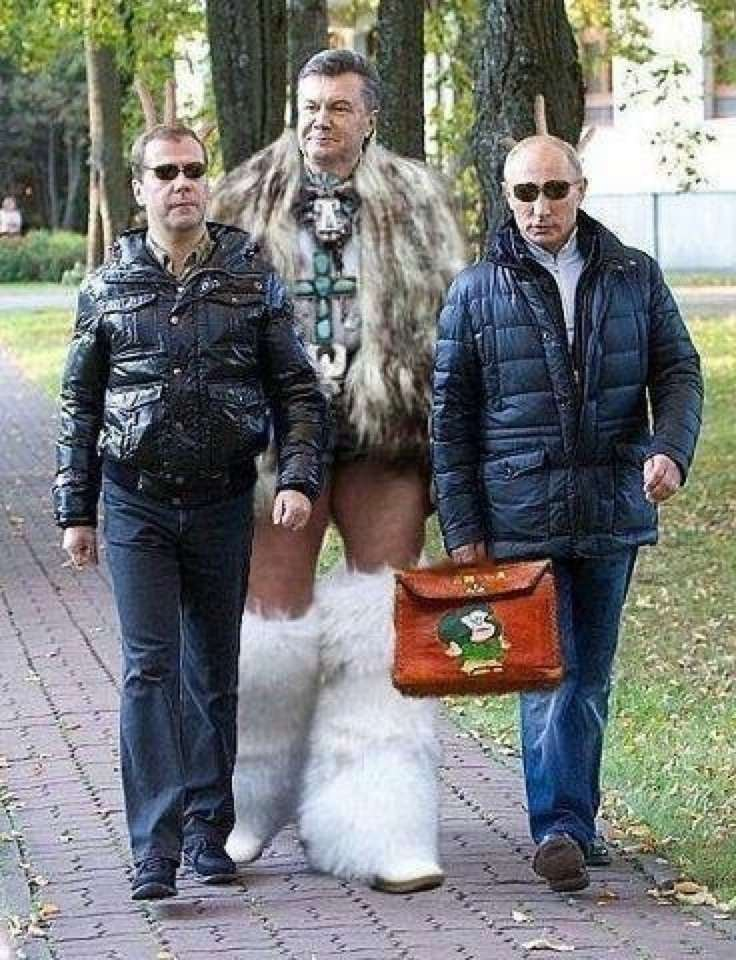Украинские правоохранительные органы не отправляли запросов о выдаче Януковича и Ко, - Генпрокурор РФ - Цензор.НЕТ 4340