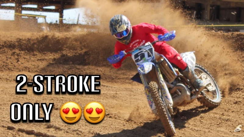 20 MINS OF ONLY 2 STROKES!! ULTIMATE DIRT BIKE COMPILATION!