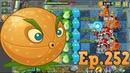 Plants vs. Zombies 2    Citron, Bonk Choy and Infi-nut - Far Future Day 16 (Ep.252)
