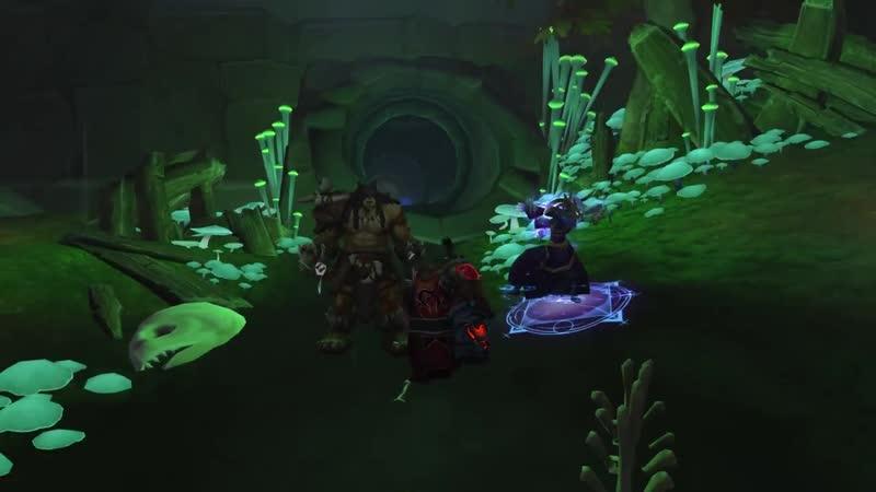 Лунный Монах Новые союзники Орды СИЛЬВАНА КИДАЕТ НАС World of Warcraft