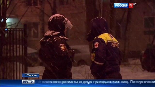 Вести-Москва • Стрельба на западе Москвы: ранены пять человек, преступник застрелился