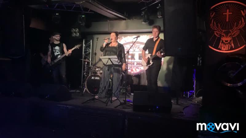 Gorky Jam в Rock Bar NN Часть 1