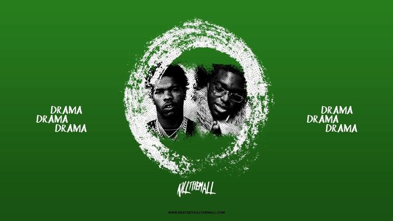 Kodak Black Lil Baby Type Beat - Drama   Free Rap/Trap Instrumental