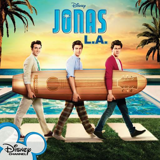 Jonas Brothers альбом Jonas L.A. (Music from the TV Series)