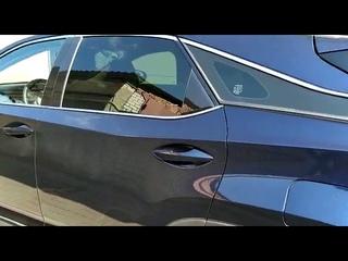 Полная оклейка Lexus пленкой Never Scratch. Невероятный глянец