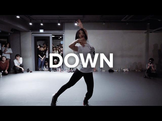 Down - Marian Hill Lia Kim Choreography