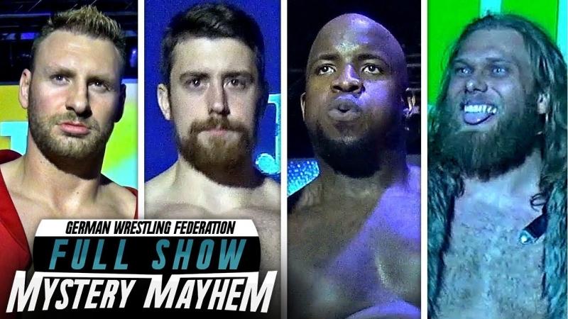 GWF Mystery Mayhem 2017 (2017.06.03)