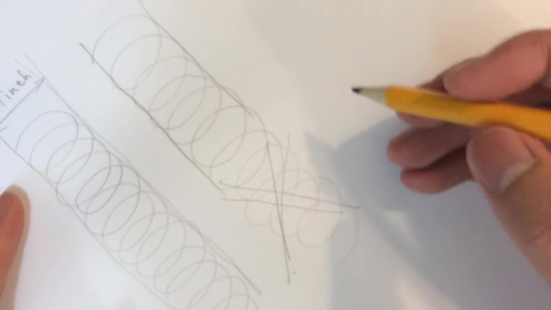 Флоришинг How To Make Off-hand Flourishing - Lesson 1 - Calligraphy by Hoang [Каллиграфия и Леттеринг]