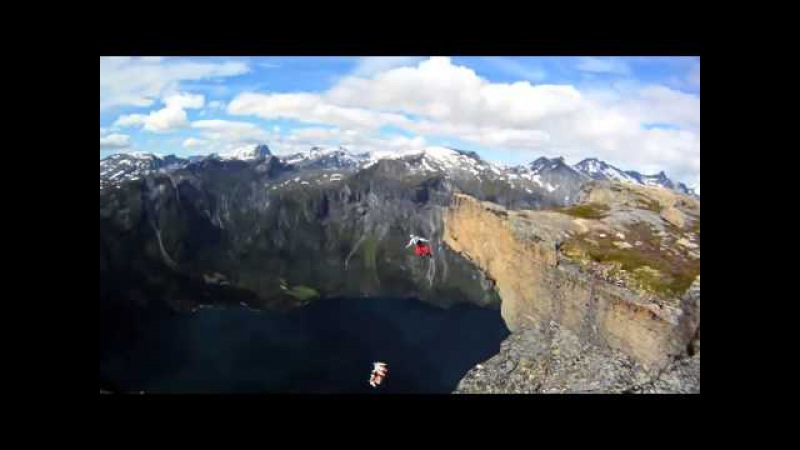 The Prodigy - Wild Frontier - Wingsuit Video Edition - 2015