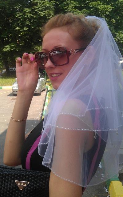 Александра Полякова, Москва, id105416568