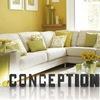 Conception. Дизайн интерьера
