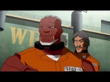 Young Justice S01E11 Les Jumeaux Terror VF