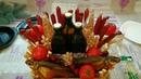 Мужской букет Букет из колбасы Букеты из пива и рыбы gifts or men
