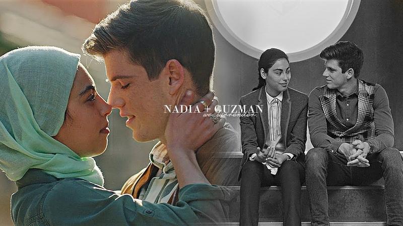 Nadia Guzman we surrender