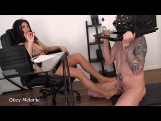 Http://vk.com/mengarden  bdsm,barefoot princess,obey melanie