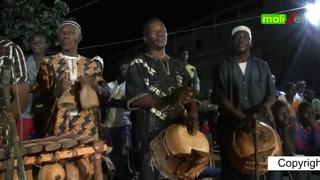 Soirée balafon de Neba Solo lors d'un mariage à Sikasso