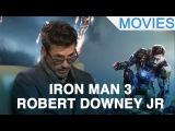 Robert Downey Jr on Iron Man return: Im having a good time
