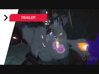 Transformers: Cyberverse — Power of the Spark — Chapter 2 — Trailer