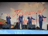 Вокальный квартет Incanto - Песня авиаторов. 09.05.2018