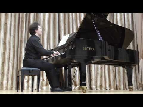 K.Alexeev.Mozart-K.Alexeev. Transcription of 2 and 3 mov. of Concert A-dur KV.488 for solo piano