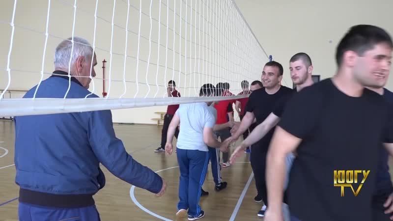 Соревнования по волейболу в честь года Коста