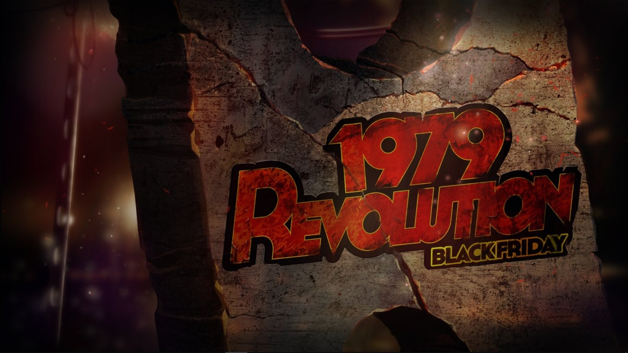 1979 Revolution: Black Friday (2016) adventure time