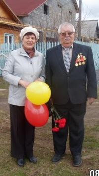 Алевтина Полевская, 16 февраля 1940, Новокуйбышевск, id197909890
