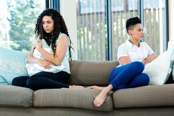 Статистика разводов у натуралов, геев и лесбиянок
