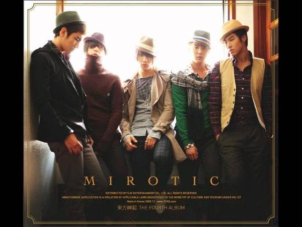 18 авг. 2012 г.DBSK (TVXQ!) - Mirotic [FULL ALBUM]