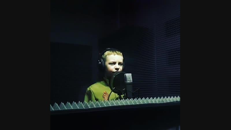 Запись на студии Brazers Studio . Ясинский Сергей, солист студии вокала Pro Гоолос