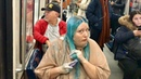 How to dye your hair blue on a subway train