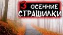 Истории на ночь - 3 страшилки про осень