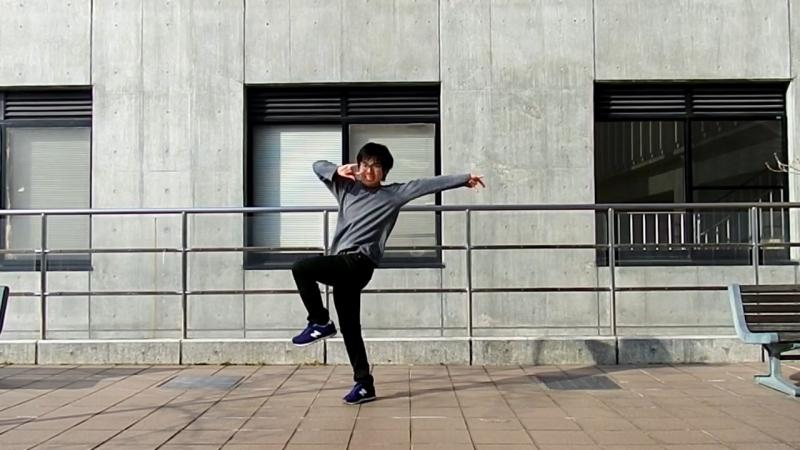 【踊ってみた】おどれ!VRダンス!【オリジナル振り付け】 sm32869049