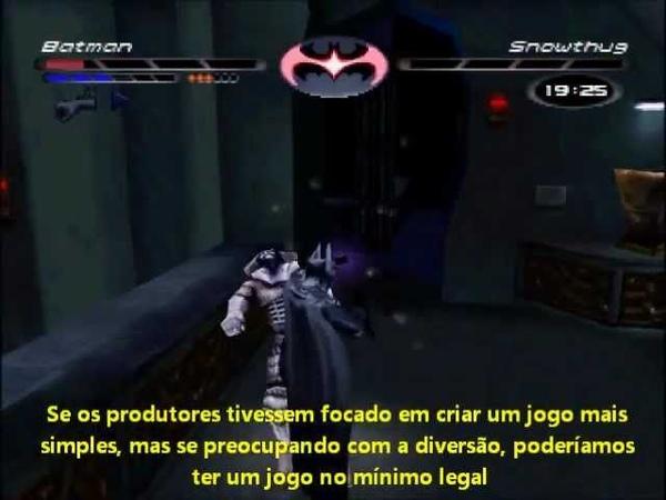 Nobody Plays 24 - Batman Robin