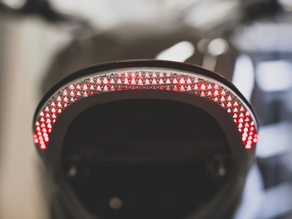 Dab Motors: Кастом Yamaha XSR900 Alter представили на Wheels & Waves 2018