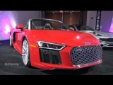 2018 Audi Sport R8 Cabriolet - Exterior And Interior Walkaround
