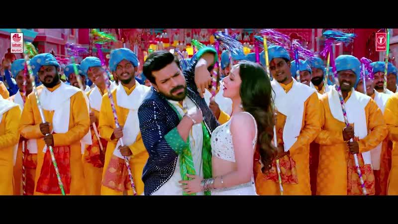 Клип Rama Loves Seeta из фильма Виная Видея Рама Рам Чаран Теджа Киара Адвани Вивек Оберой