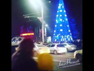Рождество в парке Горького -   - Это Ростов-на-Дону!