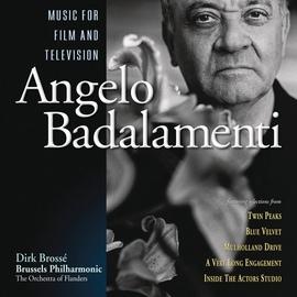 Angelo Badalamenti альбом Angelo Badalamenti: Music For Film And Television