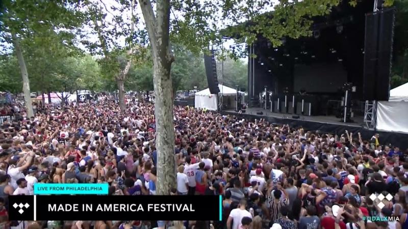 Jai Wolf - Made in America (Philadelphia USA) - 2018-09-01 [720p]. Ω