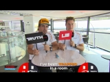[RUS] McLaren's Fernando Alonso and Stoffel Vandoorne | Grill the Grid: Truth or Lie?