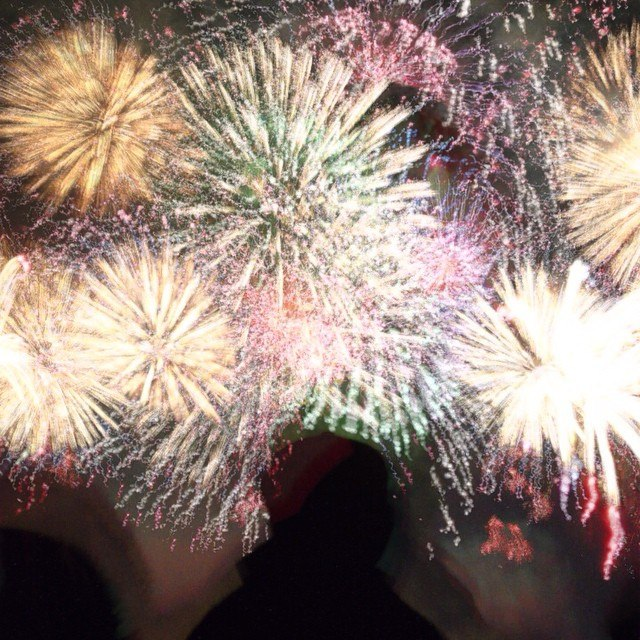 unclesasha 410 #tomsk #410 #fireworks #томск #410 #салют