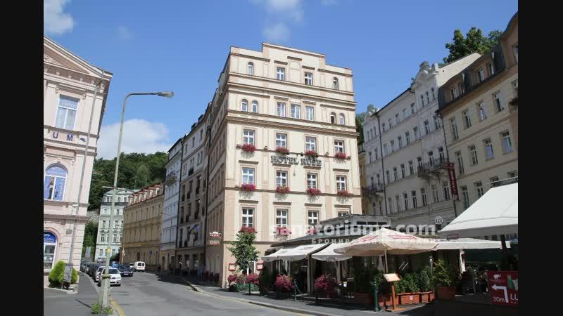 Спа отель Ruze (Руже), курорт Карловы Вары, Чехия