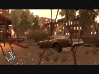 Баг в GTA IV