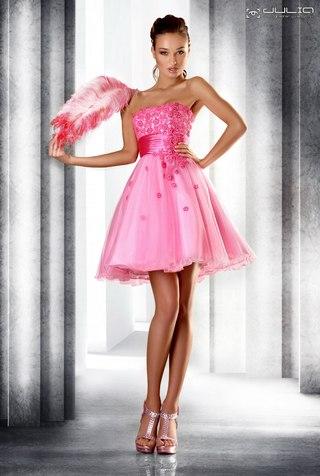 Платья пышные короткие цена