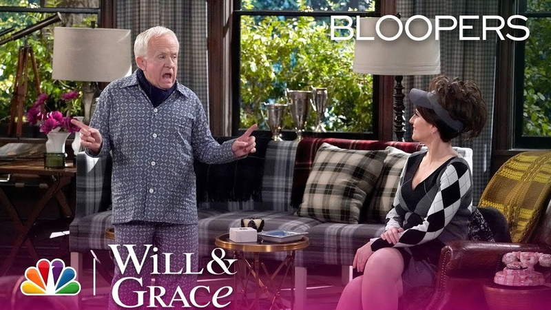 Will Grace - Outtakes and Bloopers: That's It? (Digital Exclusive)