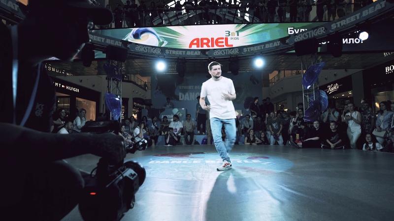 B Boy Minik || STREET BEAT x ASICSTiger Dance Battle 2018 | Danceproject.info